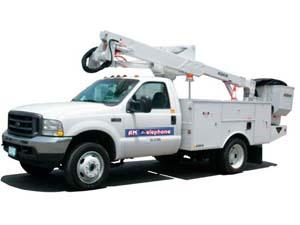 Telephone Repair Truck Santa Fe