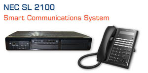 NEC-SL-2100-TELEPHONE