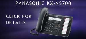 PANASONIC PHONES BROCHURE kx-ns700